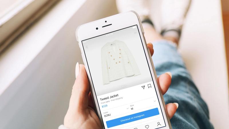 Các nền tảng mạng xã hội giúp người dùng dễ dàng thao tác và quyết định mua hàng nhanh chóng