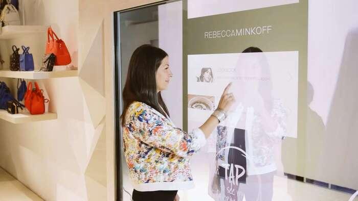 Nhiều thương hiệu bán lẻ bắt đầu áp dụng AI trong quy trình mua sắm của khách hàng tại cửa hàng