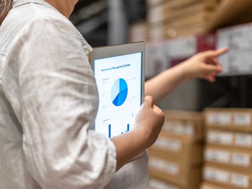 Cải thiện hàng tồn kho giúp quản lý bán lẻ được tốt hơn