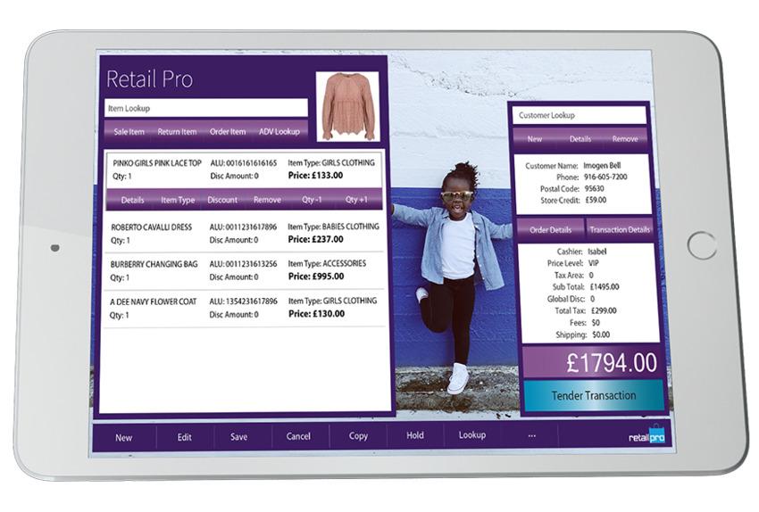 Máy POS hỗ trợ nâng cao trình độ phục vụ khách hàng