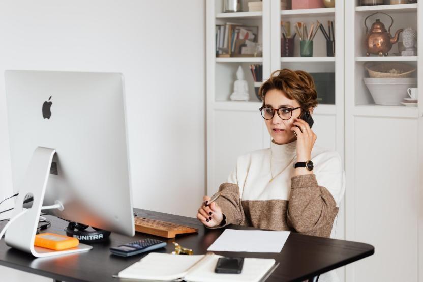 Làm việc tại nhà cũng ảnh hưởng khá nhiều đến ngành bán lẻ trong tương lai