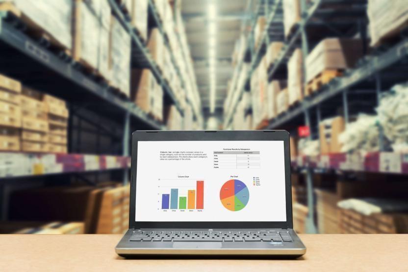 Sử dụng các phần mềm quản lý bán lẻ sẽ giúp bạn quản lý tốt lượng hàng tồn kho