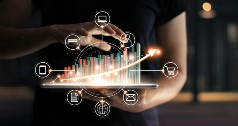 Unified Commerce tập hợp mọi dữ liệu tại một nền tảng duy nhất