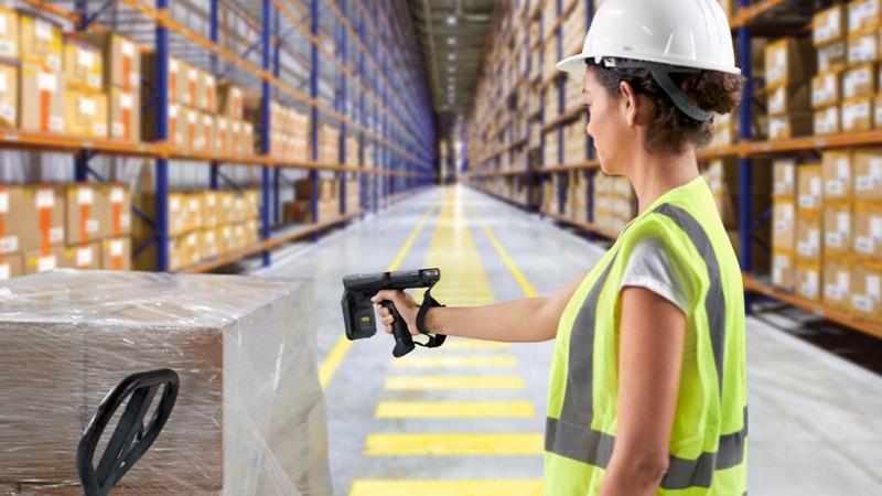 Công nghệ RFID được ứng dụng trong quản lý kho hàng