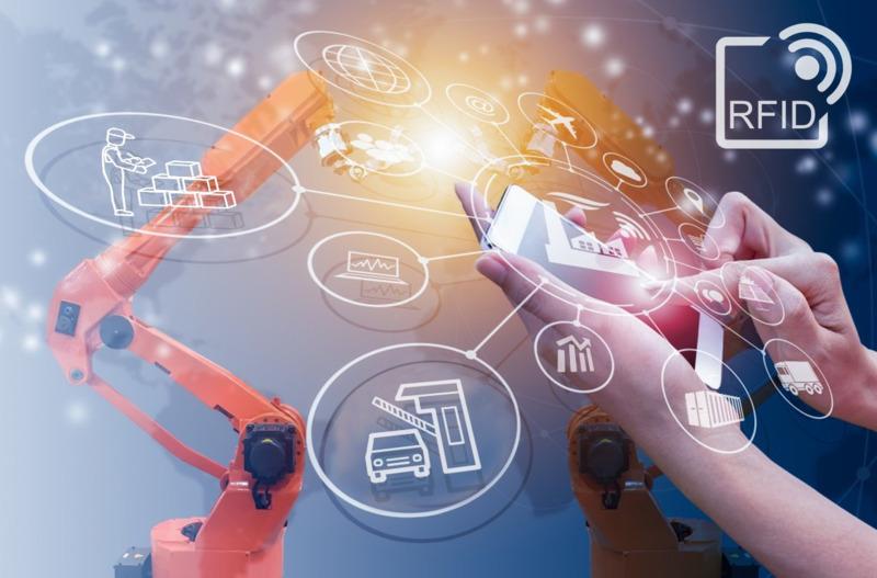 Công nghệ RFID được ứng dụng trong rất nhiều lĩnh vực của một doanh nghiệp bán lẻ