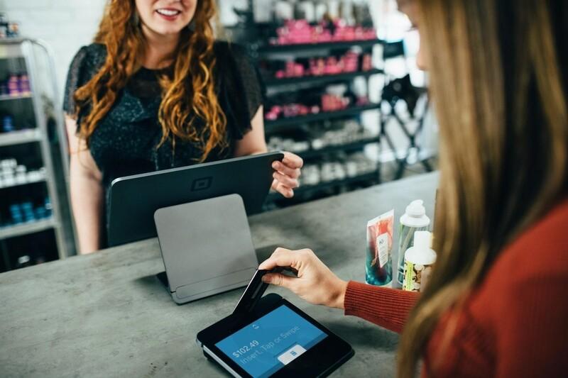 Ngày nay, các phần mềm bán hàng đều ứng dụng công nghệ RFID