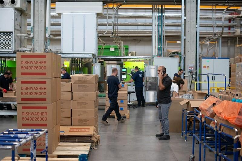 RFID thúc đẩy hiệu quả lao động và cải thiện tính sẵn có của sản phẩm