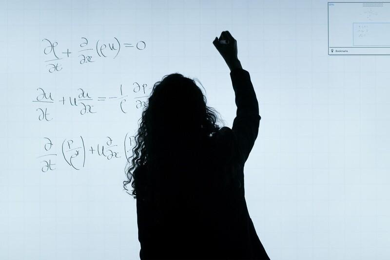 Toán học được ứng dụng khắp nơi, kể cả trong kinh doanh lẫn cuộc sống thường nhật