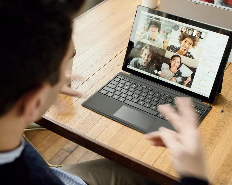 Tương tác ảo từ xa giúp doanh nghiệp duy trì được liên kết với khách hàng